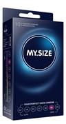 "Презервативы  ""MY.SIZE"" №10 размер 64 (ширина 64mm)"