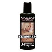 MAGOON Масло массажное Sandalwood 100 мл